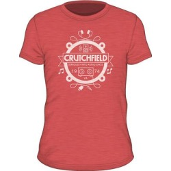 SS Crutchfield Camp Red XS Short- Sleeved Camp T-shirt Red XS found on Bargain Bro India from Crutchfield for $15.00