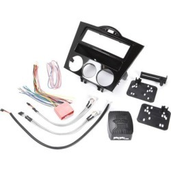 Metra 99-7510HG Dash Adapter RX-8 2004-2008, E, I, Gloss Black found on Bargain Bro India from Crutchfield for $154.99