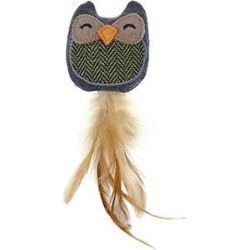 Frisco What a Hoot Cat Toy with Silvervine & Catnip found on Bargain Bro Philippines from Chewy.com for $3.99
