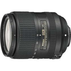 Nikon AF-S DX 18-300mm f/3.5-6.3G ED VR - uses 67mm Filter found on Bargain Bro India from Crutchfield for $696.95