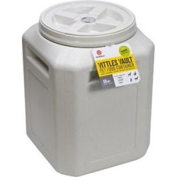 Gamma2 Vittles Vault Pet Food Storage, 50-lb found on Bargain Bro India from Chewy.com for $36.53