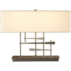 Hubbardton Forge Cavaletti 15 Inch Table Lamp - 277670-1023 found on Bargain Bro India from Capitol Lighting for $1100.00