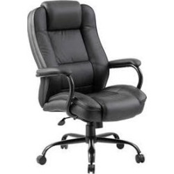 Boss Office Products B992-BK Heavy Duty Executive Chair found on Bargain Bro India from totally furniture for $219.69