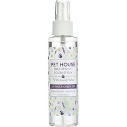 Pet House Lavender Green Tea Freshening Room Spray, 4-oz spray found on Bargain Bro India from Chewy.com for $9.99