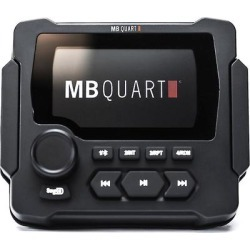 MB Quart GMR-LED Powersports Color Screen Media Receiver found on Bargain Bro India from Crutchfield for $299.99