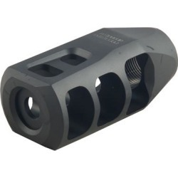 Precision Armament M11 Severe-Duty Muzzle Brake 6.5 Caliber - M11 Severe Duty Muzzle Brake 6.5 5/8-2