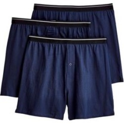 Men's John Blair Boxers, Blue, Size 2XL found on Bargain Bro India from Blair.com for $25.99