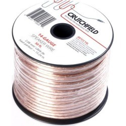 Crutchfield 14 Gauge Wire 50 Foot Roll found on Bargain Bro India from Crutchfield for $39.99