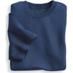 Men's John Blair Crewneck, Blue, Size 3XL found on Bargain Bro Philippines from Blair.com for $20.79
