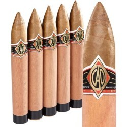 CAO Black Gothic (Torpedo) Pack of 10 - Pack of 10 found on Bargain Bro Philippines from thompsoncigar.com for $75.00
