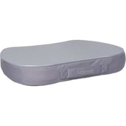 BirdRock Home Lap Desk Silver - Silver Mini Memory Foam Lap Desk found on Bargain Bro Philippines from zulily.com for $27.98