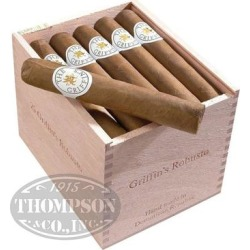 Griffin'S Classic Tubos Connecticut Robusto - BOX (20) found on Bargain Bro India from thompsoncigar.com for $149.50