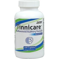 Nutritional Concepts Tinnicare Bioflavonoid Auditory Formula Advanced-100 Caplets found on Bargain Bro India from Puritan's Pride for $10.49