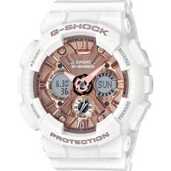 Casio G-SHOCK White Resin Strap Watch