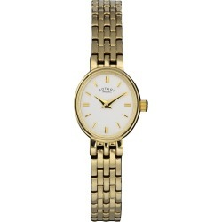 Rotary Ladies' Gold-Plated Bracelet Watch found on Bargain Bro UK from Ernest Jones UK