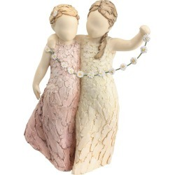 More Than Words Friendship Figurine found on Bargain Bro from H Samuel for £30