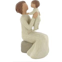 Willow Tree Grandmother Figurine found on Bargain Bro UK from H Samuel