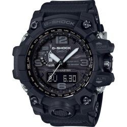 Casio G-Shock Men's Mudmaster Black Resin Strap Watch found on Bargain Bro UK from H Samuel