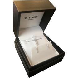 Sif Jakobs Siena Simeri White Zirconia Set Pendant found on Bargain Bro UK from Ernest Jones UK