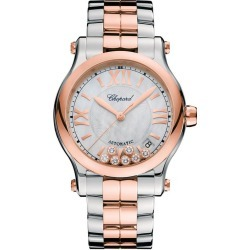 Chopard Happy Sport Ladies' Two Colour Bracelet Watch found on MODAPINS from Ernest Jones UK for USD $18395.00
