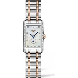 Longines Dolcevita Ladies' Diamond Two Colour Bracelet Watch found on MODAPINS from Ernest Jones UK for USD $4045.47