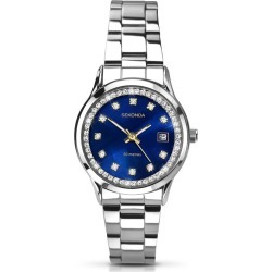 Sekonda Midnight Star Ladies' Stainless Steel Watch found on Bargain Bro UK from H Samuel