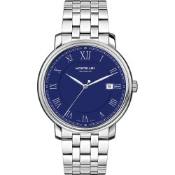 Montblanc Tradition Stainless Steel Bracelet Watch found on MODAPINS from Ernest Jones UK for USD $2242.23