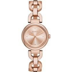DKNY Eastside Ladies' Rose Gold Plated Bracelet Watch found on Bargain Bro UK from Ernest Jones UK