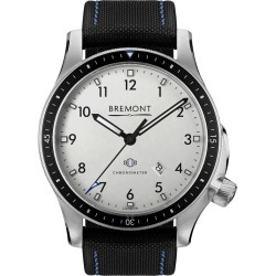 Bremont Boeing Model 1/WH Men's Stainless Steel Strap Watch found on MODAPINS from Ernest Jones UK for USD $4778.27