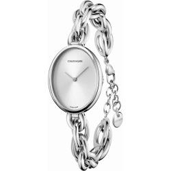 Calvin Klein Statement Stainless Steel Bracelet Watch found on Bargain Bro UK from H Samuel