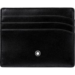 Montblanc Meisterstuck Leather Credit Card Holder found on Bargain Bro UK from Ernest Jones UK