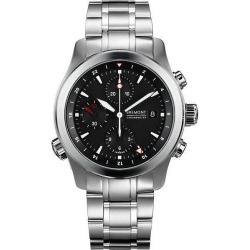 Bremont ALT1-ZT Zulu Men's Stainless Steel Black Strap Watch found on MODAPINS from Ernest Jones UK for USD $6162.31