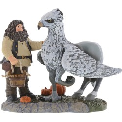 Harry Potter Village A Proud Hippogriff Figurine found on Bargain Bro UK from H Samuel