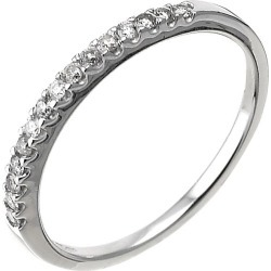 9ct White Gold 0.15ct Diamond Wedding Ring found on MODAPINS from Ernest Jones UK for USD $458.29