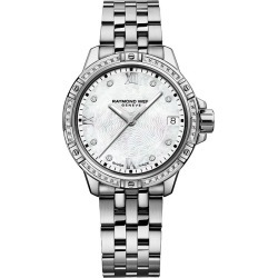 Raymond Weil Tango Ladies' Diamond Steel Bracelet Watch