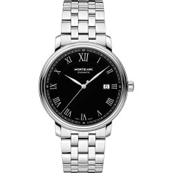 Montblanc Tradition Automatic Men's Stainless Steel Watch found on MODAPINS from Ernest Jones UK for USD $2109.39