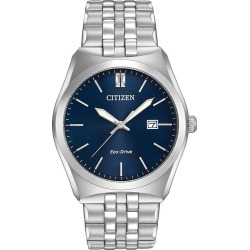 Citizen Men's Eco Drive Corso Stainless Steel Watch found on Bargain Bro UK from Ernest Jones UK