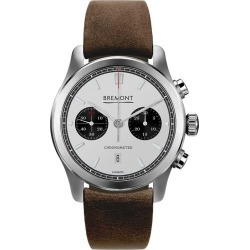 Bremont ALT1-C Men's Brown Leather Strap Watch found on MODAPINS from Ernest Jones UK for USD $6163.28