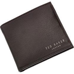 Ted Baker Harvys Chocolate Leather Bifold Wallet found on Bargain Bro UK from Ernest Jones UK