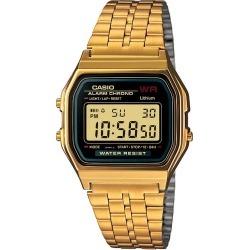 Casio Men's Yellow Gold Tone Digital Watch found on Bargain Bro UK from H Samuel