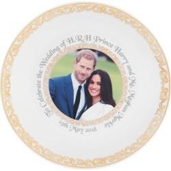 Royal Wedding China Plate found on Bargain Bro UK from Ernest Jones UK