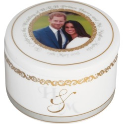 Royal Wedding Trinket Box found on Bargain Bro UK from Ernest Jones UK