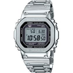 Casio G-Shock Men's Stainless Steel Bracelet Watch found on Bargain Bro UK from H Samuel
