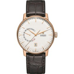 Rado Men's C Class Rose Gold Tone Leather Strap Watch found on MODAPINS from Ernest Jones UK for USD $1841.13