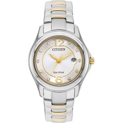 Citizen Eco-Drive Ladies' Stainless Steel Bracelet Watch found on Bargain Bro UK from H Samuel