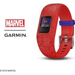 Garmin Vivofit Jr.2 Marvel Spider-Man Red Activity Tracker