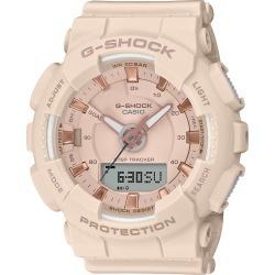 Casio G-SHOCK Dusty Pink Resin Strap Watch