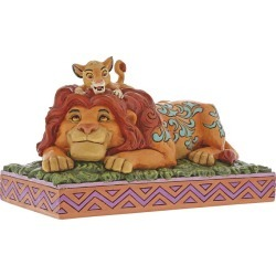 Disney Traditions The Lion King Mufasa & Simba Figurine found on Bargain Bro from H Samuel for £55