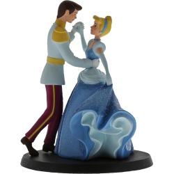 Disney Enchanting Bridal Cinderella Cake Topper found on Bargain Bro UK from H Samuel