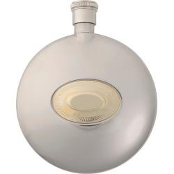 Jean Pierre Small Round Hip Flask found on Bargain Bro UK from Ernest Jones UK